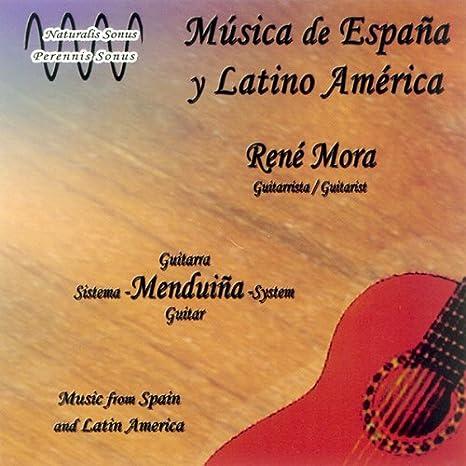 Música de España y Latinoamérica: René Mora , Francisco Tárrega ...