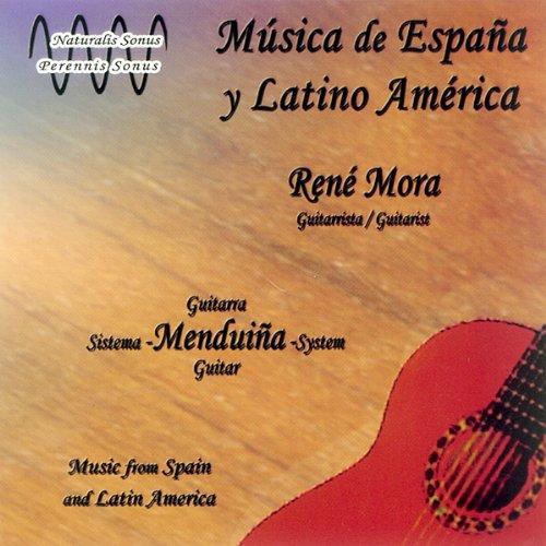 Música de España y Latinoamérica: René Mora , Francisco Tárrega: Amazon.es