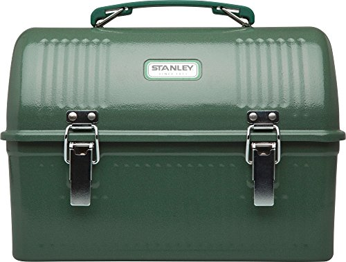 Stanley Classic Lunch Box, Hammer Tone Green, 10-Quart ()