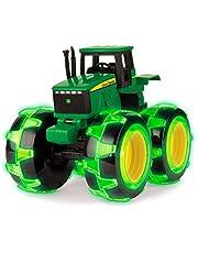 Deal on John Deere Monster Treads Lightning Wheels, Tractor. Discount applied in price displayed.