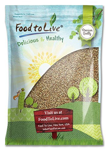 Coriander Seeds Whole by Food to Live (Kosher, Bulk) - 5 Pounds