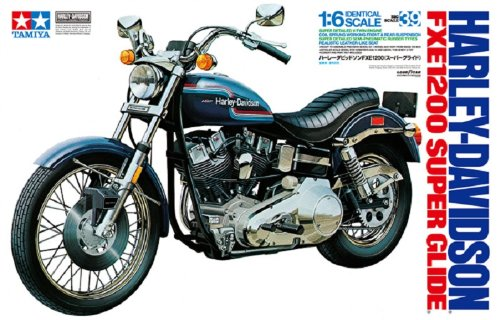 Tamiya Maquette 2-roues Harley Davidson Fxe 1200 16039