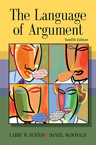 The Language of Argument by Brand: Houghton Mifflin