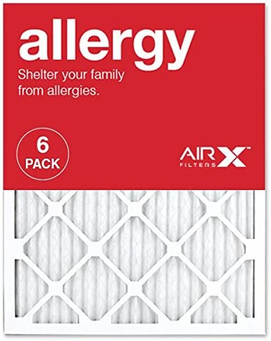 AIRx ALLERGY 20x25x1 Pleated Filter product image