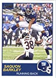 2019 Score #174 Saquon Barkley NY Giants NFL Football Card NM-MT