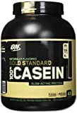 Optimum Nutrition Gold Standard 100% Micellar Casein Protein Powder, Slow Digesting, Helps Keep You Full, Overnight Muscle Recovery, Naturally Flavored Chocolate Creme, 4 Pound