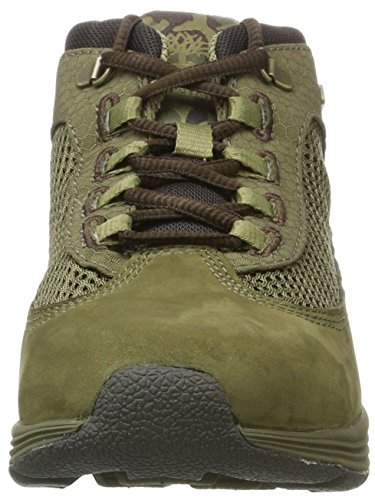 EU Chukka Green Kenetic Leather and Timberland Lichen Boots Deep Grün Kids Fabric 36 g7XBXq1x