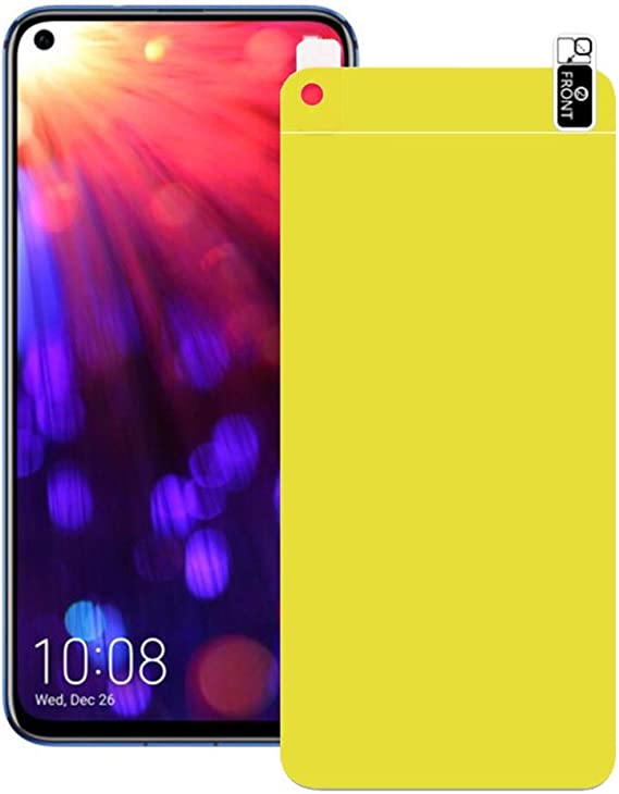 XLLXPZ 5D Hydrogel, para Huawei Honor V8 V9 Play V10 V20 View 20, Protector de Pantalla Gel Suave Película Protectora Cubierta Completa No Vidrio: Amazon.es: Hogar