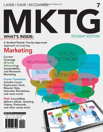Mktg 7:Student Ed. W/Access