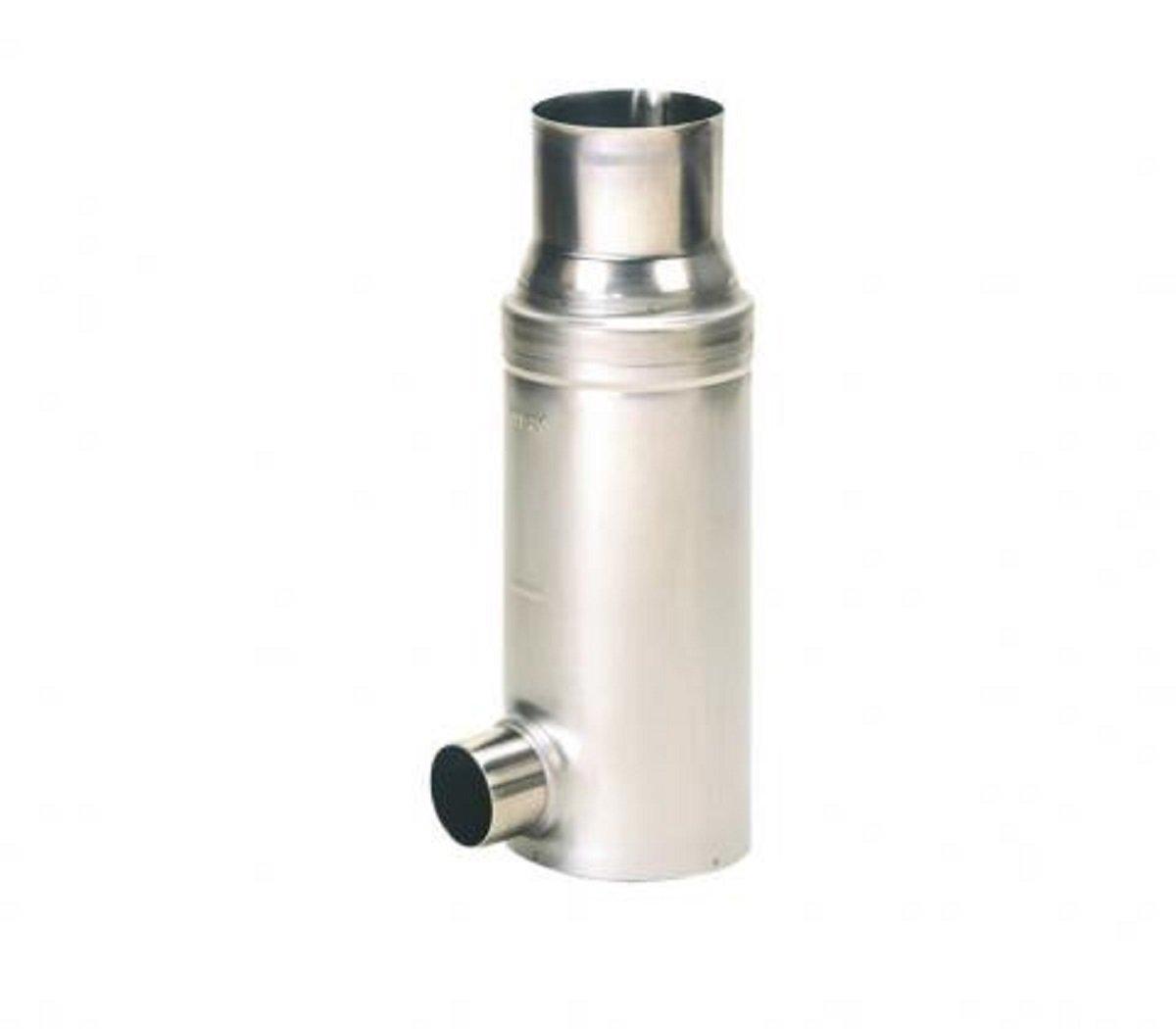 WISY Regenwasserfallrohrfilter für Metall-Fallrohre DN 80,