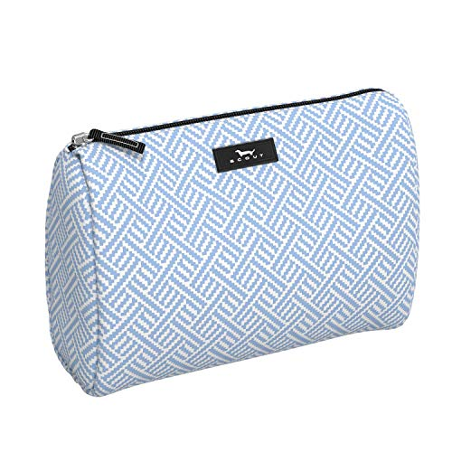 (SCOUT Packin' Heat Makeup & Cosmetic, Accessory or Toiletry Bag, Interior Pocket, Water Resistant, Zips Closed)