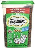 Whiskas Temptations Seafood Medley, 454g Tub