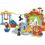 Jeu de Construction Cirque Enfant - Grand Format - 55 pièces