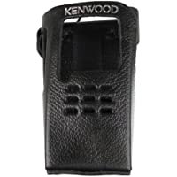 Kenwood KLH-148K Heavy Duty Leather Carrying Case W/o DTMF