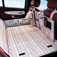 Non Inflatable Car Mattress Back Seat, Car Travel Bed Backseat Sleeping Mattress, Car Bed Non Air Mattress for