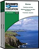 Discovery Education Biomes DVD Series (2 discs, 5 titles)