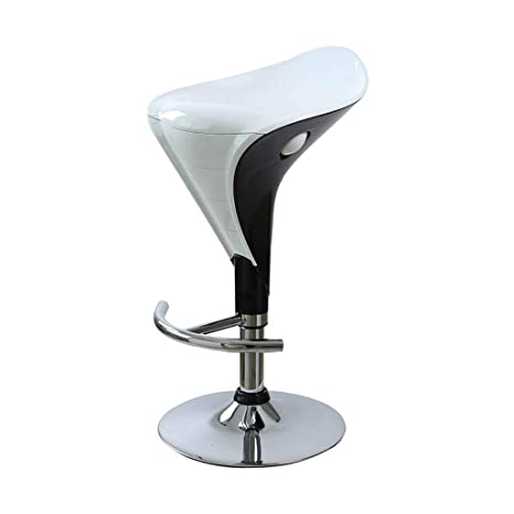 Outstanding Amazon Com Rui Bar Stools Simple Home European Swan Chair Lamtechconsult Wood Chair Design Ideas Lamtechconsultcom