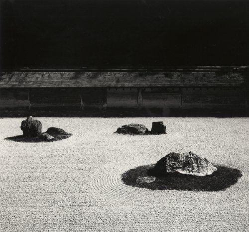 Ryoan-ji Temple, Kyoto, Japan. 2001 (Ryoanji Temple Kyoto Japan)