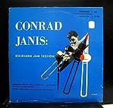 Conrad Janis Dixieland Jam Session vinyl record