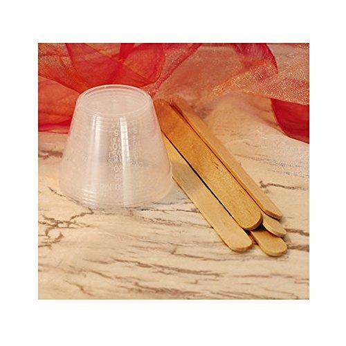 Art Mechanique Mixing Cups & Stir Sticks 5/Each 1 pcs SKU# 1465521MA