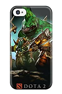 2183702K56938146 Excellent Iphone 4/4s Case Tpu Cover Back Skin Protector Dota