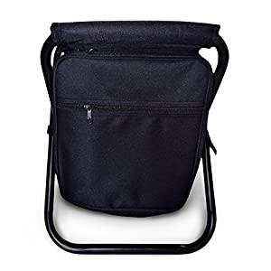 Amazon Com In Backpack Cooler Chair Travel Backpack Soft