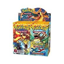 Nintendo Pokemon TCG Card Game XY2: FLASHFIRE Booster Box - 36 packs