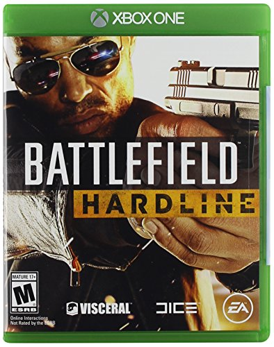 Battlefield Hardline - Xbox One (Best 4 Player Local Xbox One Games)