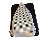 Icemaris Hot Non Stick PTFE Reusable Flatteflon Iron Shoe Cover Hot Protection Plate