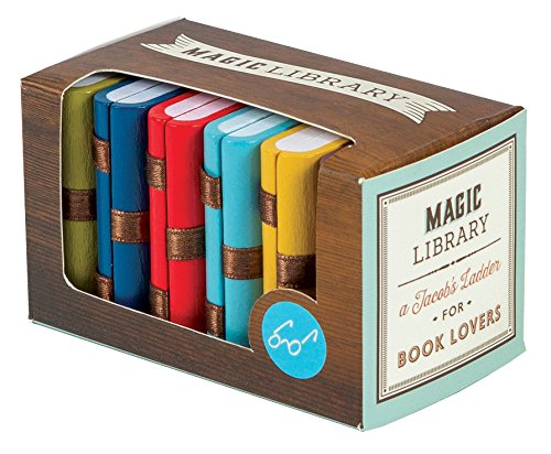 Ladder Library (Magic Library: A Jacob's Ladder for Book Lovers)