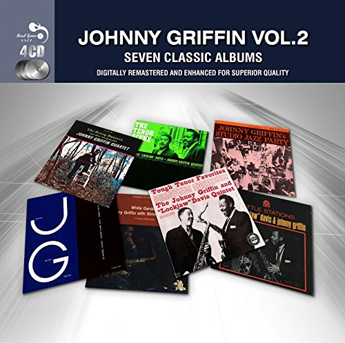 Johnny Griffin -  Johnny Griffin-Vol. 2: 7 Deathless Albums