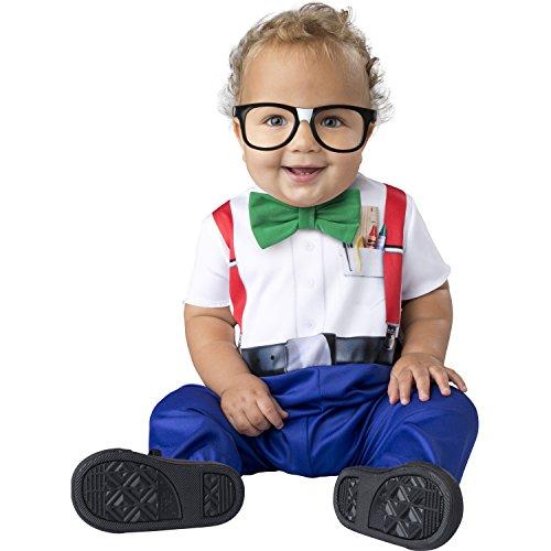 Baby Nerd Halloween Costume - Nerd Halloween For Costume