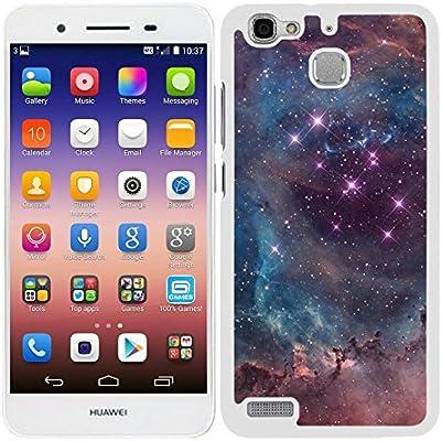 FUNDA CARCASA PARA Huawei G8 Mini DISEÑO NEBULOSA ESTRELLAS ...