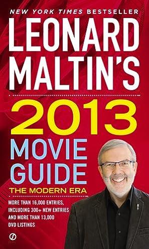 leonard maltin s 2013 movie guide the modern era leonard maltin s rh amazon com leonard maltin movie guide 2015 leonard maltin movie guide pdf