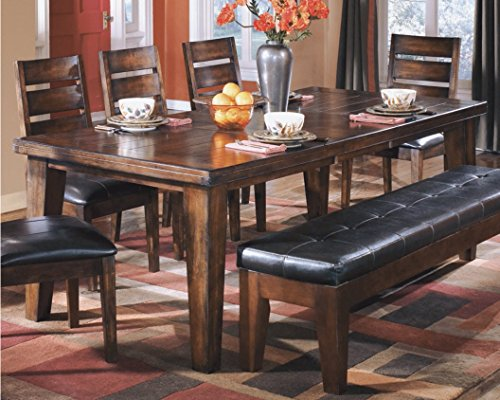 home, kitchen, furniture, kitchen, dining room furniture,  tables 11 on sale Ashley Furniture Signature Design - Larchmont Dining Room Table in USA