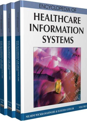 Encyclopedia of Healthcare Information Systems (3 Vol. Set)
