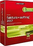 Lexware faktura+auftrag 2017 basis-Version Minibox (Jahreslizenz) / Einfache Auftrags- & Rechnungs-Software für alle Branchen / Kompatibel mit Windows 7 oder aktueller