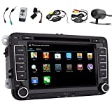 Mp3 Mp4 Video Android 4.2.2 Audio car Mp3 Mp4 CD DVD player GPS Multi-touch screen Android Car stereo In Dash For VW Volkswagen Jetta Golf 7 DVDMulti-touch Skoda GPSCar Passat with CANBUS WIFI/3