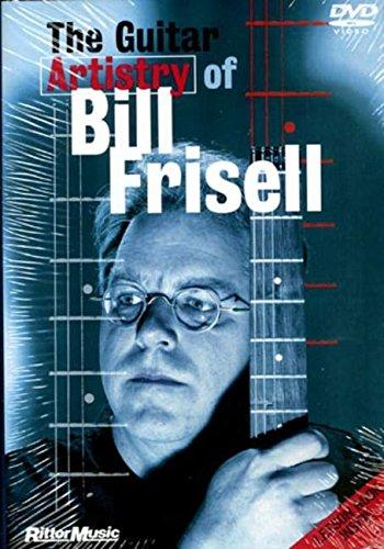 Hal Leonard The Guitar Artistry Of Bill Frisell Dvd