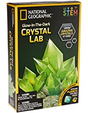 NATIONAL GEOGRAPHIC  Crystal Growing Lab - DIY Crystal Creation