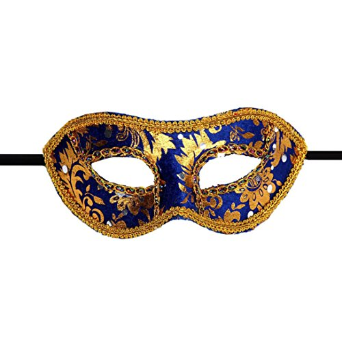 Boomboom Venetian Masquerade Halloween Mask for party (Three Stooges Halloween Costumes)