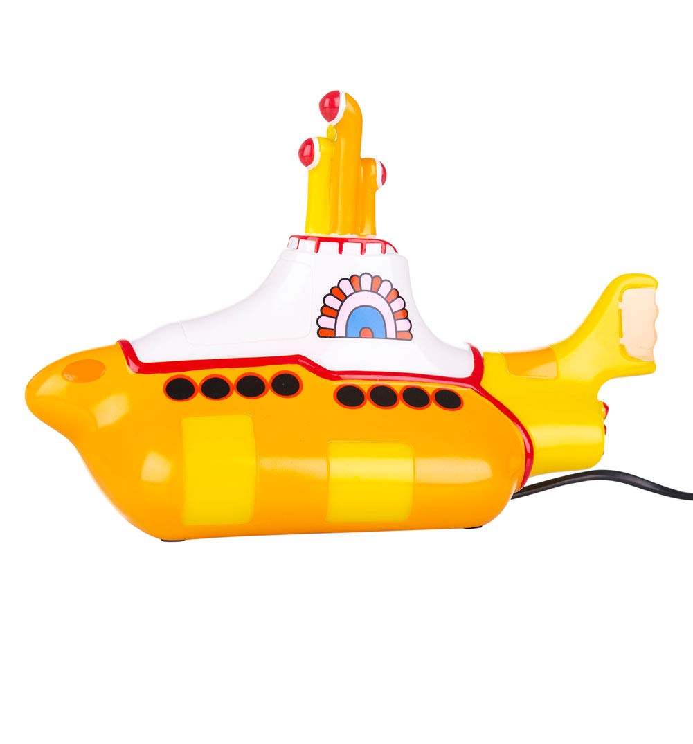 The Beatles Yellow Submarine Table Lamp from Disaster Designs