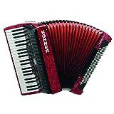 Hohner BR120R-N Bravo III 120 Bass Piano