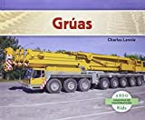 Gruas (Maquinas de Construccion) (Spanish Edition)