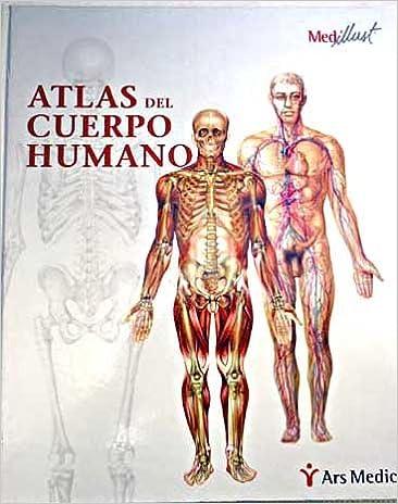 Descarga electrónica gratuita de libros electrónicos en pdf. Atlas del cuerpo humano PDF CHM ePub 8497512847