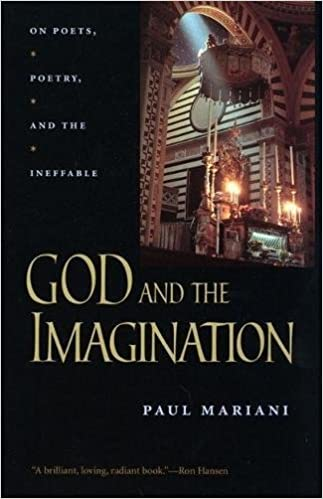 Amazon God And The Imagination On Poets Poetry And The