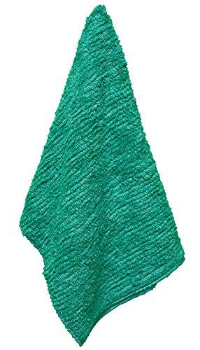 Janey Lynn's Designs Shaggie Chenille Cotton Towels, Jazzy Jade