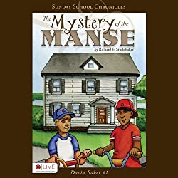 The Mystery of the Manse