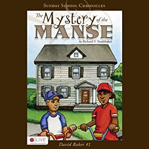 The Mystery of the Manse Audiobook