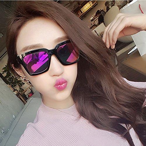 Coréen Polarisées Couleur 4 Minces Soleil TD Femme Verres Lunettes Lunettes de Soleil de 3 xC01q8w